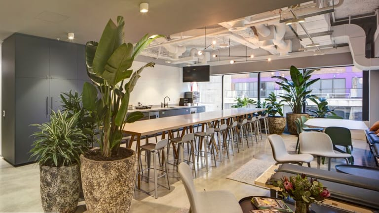 Dexus has launched SuiteX – an innovative evolution of its flexible office suite strategy at 44 Market Street, Sydney