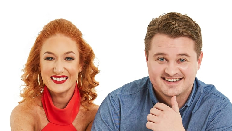 MIX 106.3's Kirsten Henry and Neil Wilcock are the new No.1 breakfast team in Canberra.