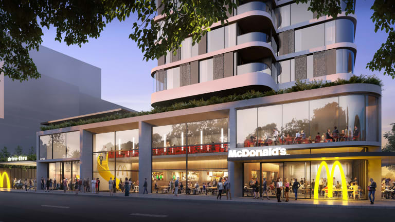Stockland and McDonald's Australia have entered into an agreement for a new urban renewal project at Parramatta.