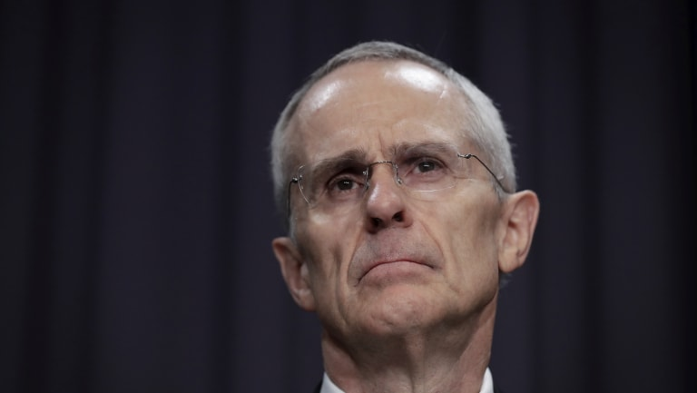 """ACCC chairman Rod Sims said the regulator's report on bank mortgage pricing would be a """"very interesting"""" read."""