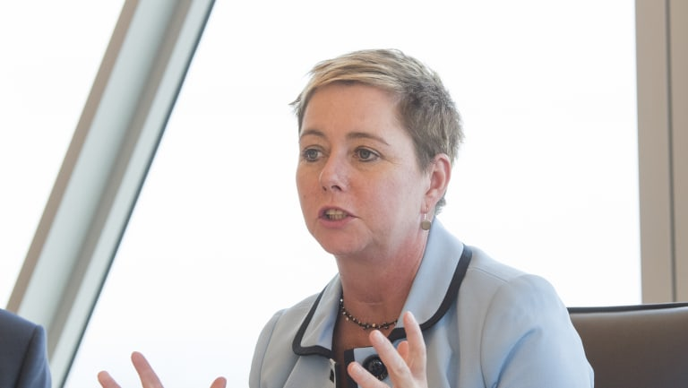 Australian Council of Superannuation Investors CEO Louise Davidson said bonuses were being awarded too easily.