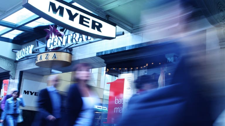 Myer has twice over recent months updated the market on its underperformance - the latest of which was to warn that Christmas trading is down on last year.