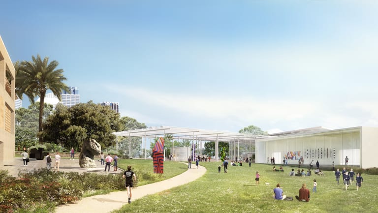 The Art Gallery of NSW has made a range of changes to its development proposal for Sydney Modern to address public concerns.