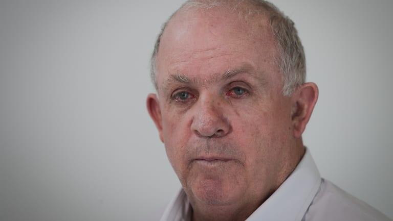 Nationals senator John Williams instigated parliament's franchising inquiry.
