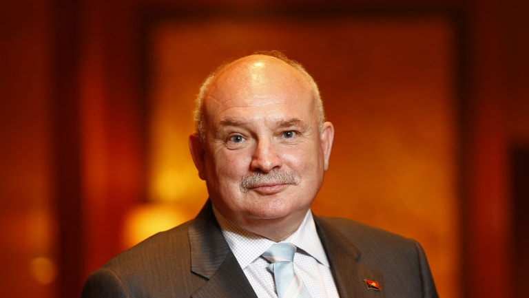 Oil Search managing director Peter Botten remains focused on bringing its PNG operations back to full production.