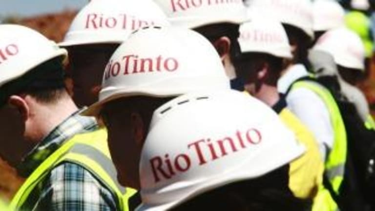 Rio Tinto is targeting the same workers as Google and Apple to build its future workforce.