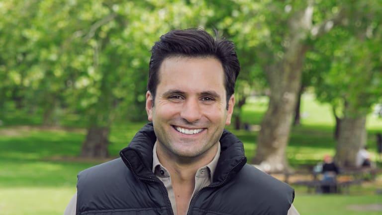 Ecoloads founder Jordan Panos