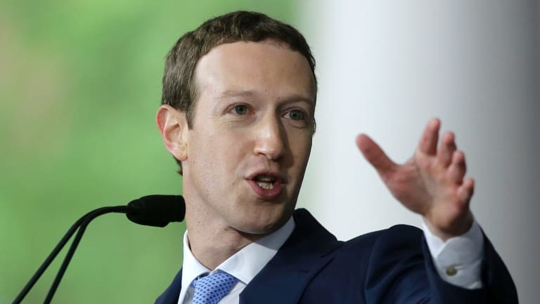 In a little more than a decade, the service founded by Harvard drop-out Mark Zuckerberg in a college dorm room has become a $US500 billion corporate powerhouse, used by billions of humans each day.