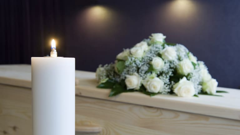 You have a year after your spouse dies to sort out the shared superannuation.