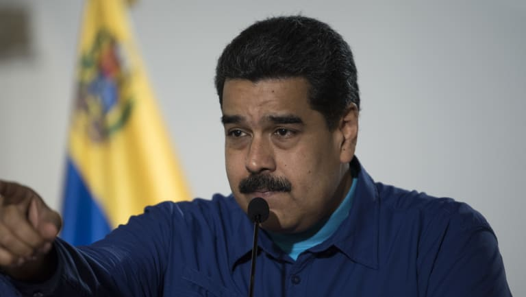 Nicolas Maduro, Venezuela's president, is expected to win re-election in April despite a five-year recession.
