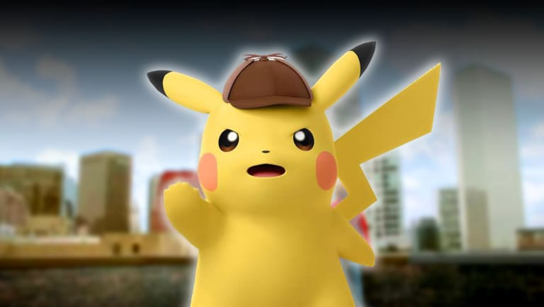 Pikachu is one of the most recognisable characters from Pokemon.
