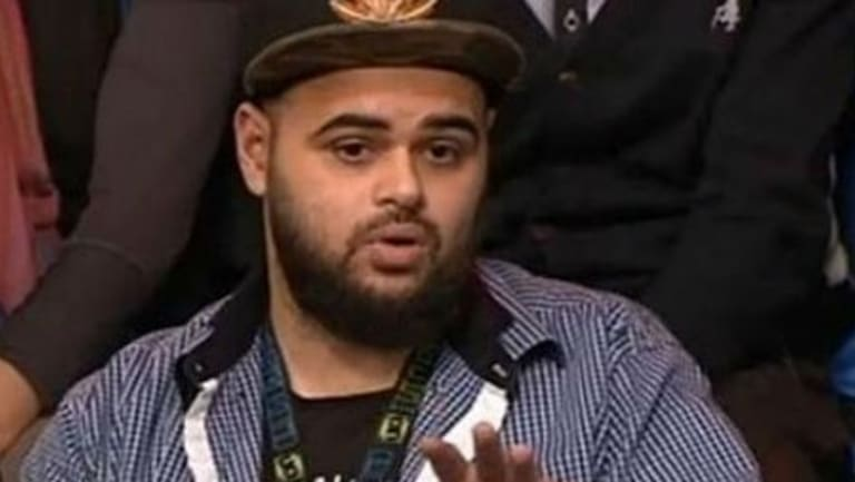 Zaky Mallah's infamous appearance on Q&A.