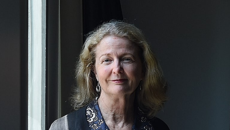 The Australian Shareholders Association's Judith Fox.