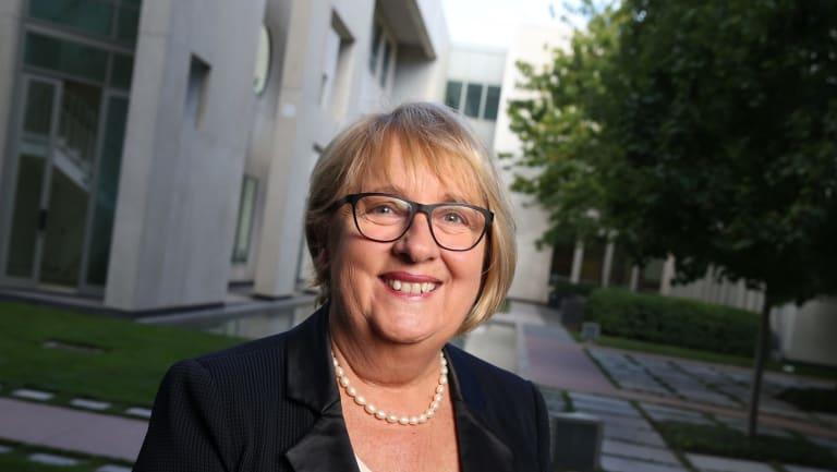 Labor's spokeswoman for social services Jenny Macklin.
