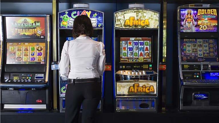 Jennifer* has a serious gambling addiction (file photo).