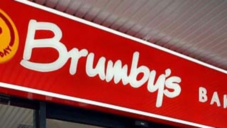 Brumby's Bakeries' owner RFG is now in a banker-enforced 'step down program' to reduce debt .