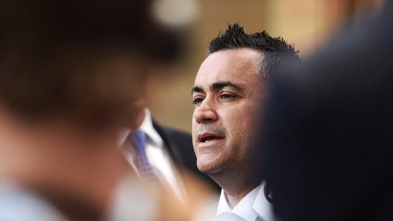 NSW Deputy Premier John Barilaro says the loan will help ModelCo almost double its workforce.