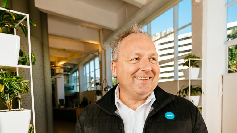 Xero co-founder and chief executive Rod Drury is stepping down but will remain on the board.