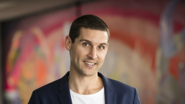 Unlockd chief executive Matt Berriman launched the freemium-model app in 2016.