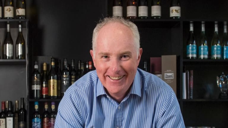 Treasury Wine Estates chief executive Michael Clarke suggested media reports of a glut were overblown.
