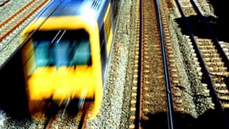 The proposal would need to run significantly faster trains.