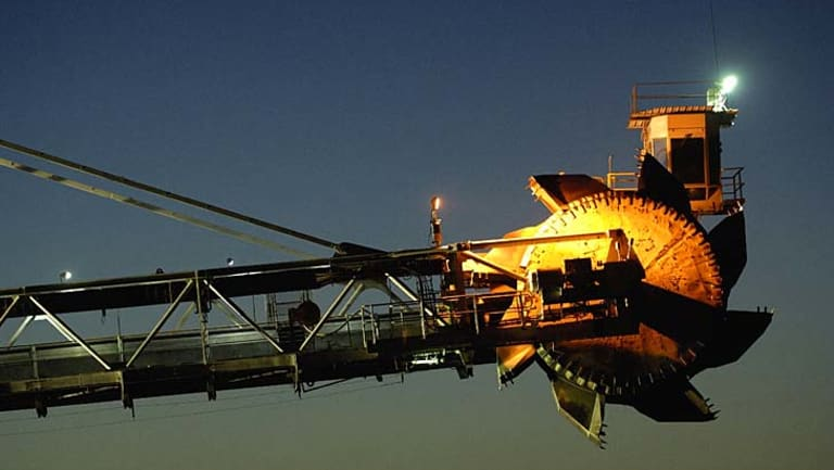 About $5 million has been transferred to the operators of the Blair Athol mine from a rehabilitation fund.