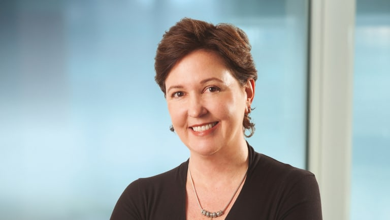 Mortgage Choice CEO Susan Mitchell.