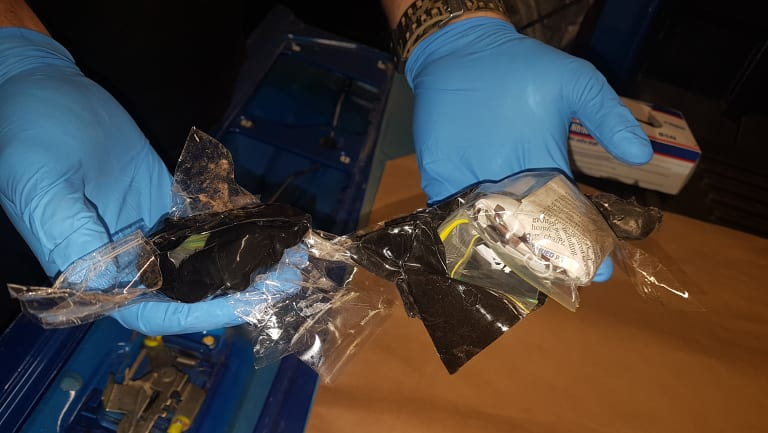 Police operations were aimed to break open gang activity in the Pilbara.