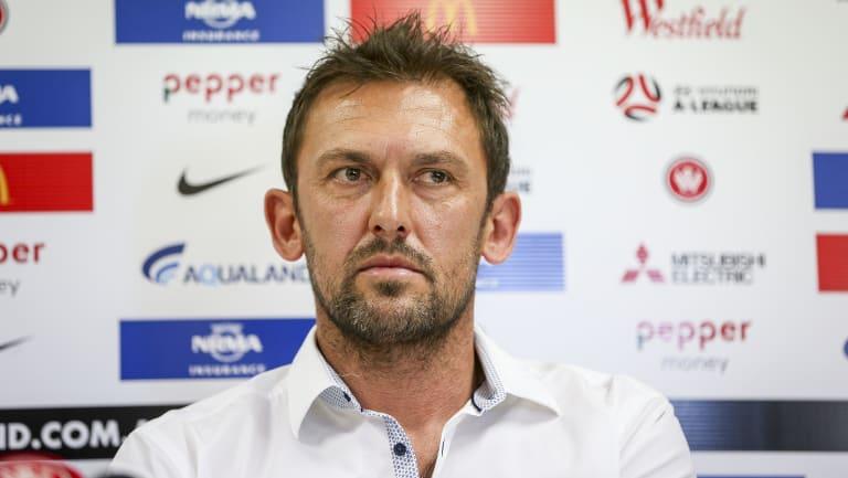 Croatian influence: Tony Popovic has left his mark on Australian football.