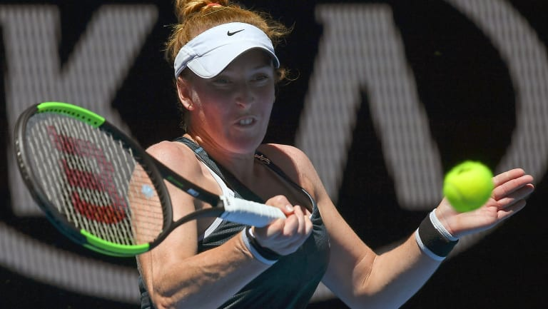 Madison Brengle says players must not be treated as commodities.