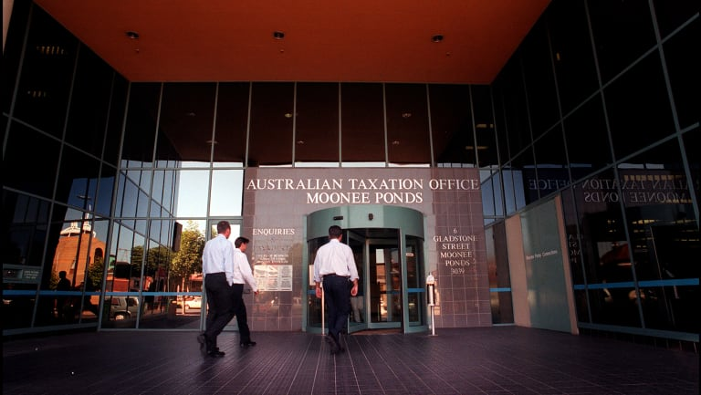The Tax Office is reviewing its Moonee Ponds building.