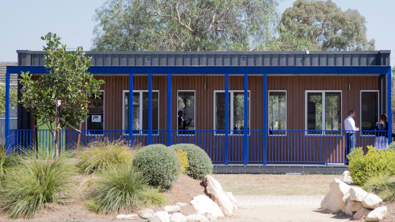 These classrooms will have a potential net energy generation of 7,600-kilowatts per year.