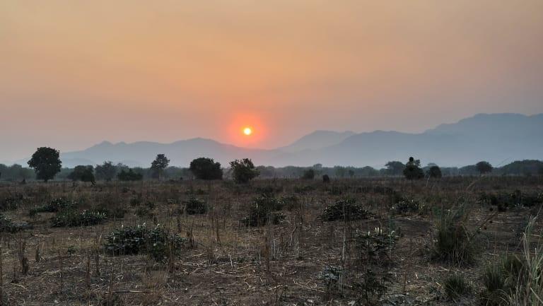 Nsanje district, Malawi.
