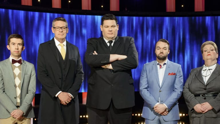 The Chase Australia's chasers