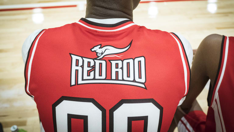 The Red Roos are a club of mostly South Sudanese-Australians.