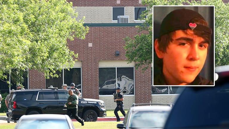 Dimitrios Pagourtzis has been identified as the suspected gunman at Santa Fe High School.