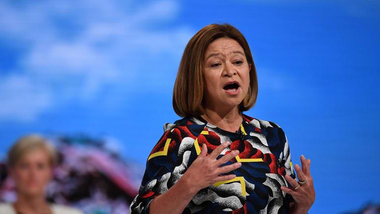 ABC Managing Director Michelle Guthrie