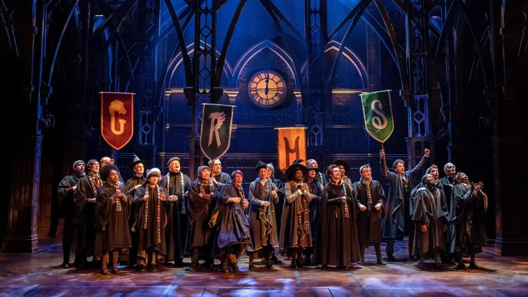 Harry Potter and the Cursed Child has opened to rave reviews on Broadway.
