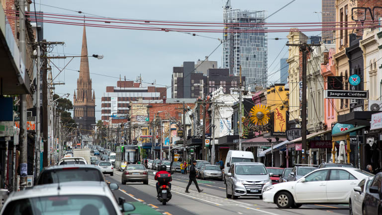 Two towers are set to rise above historic Fitzroy.