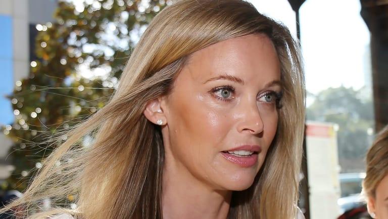 Kelly Landry in May 2017.