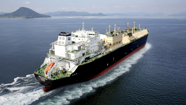 Australia is one of the world's largest gas exporters