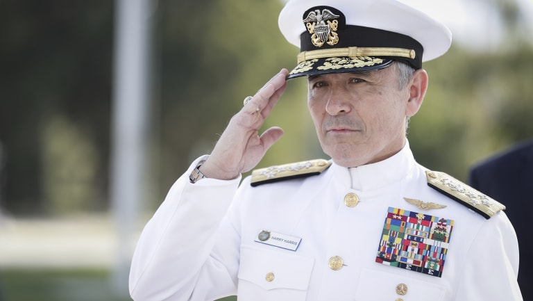 US Admiral Harry Harris will be better placed as Ambassador to South Korea.