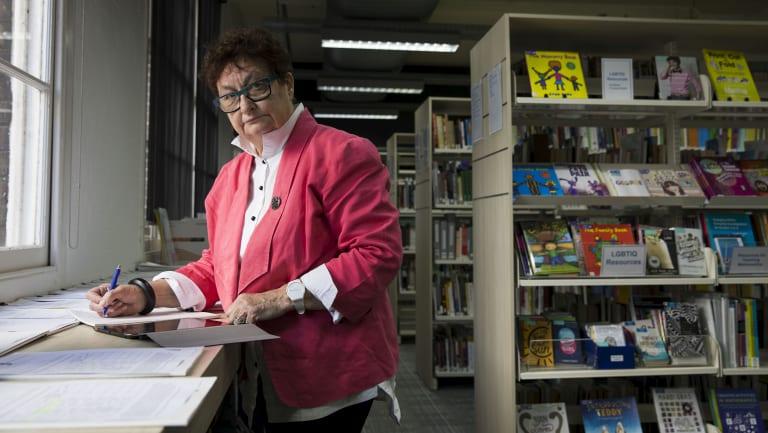 School principal Gemma Ackroyd.