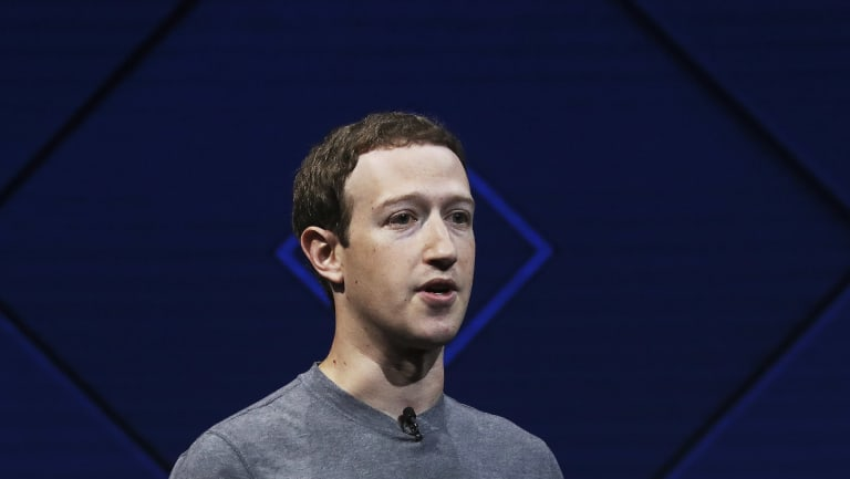 Facebook CEO has said the company will make changes.