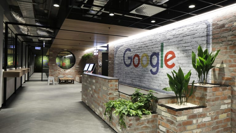 Google Melbourne Office Doors Opened But Sydney To Remain HQ - Google office