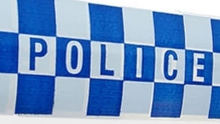 Firearms were stolen during the burglaries.