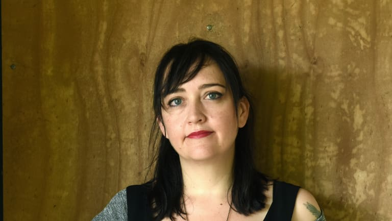 Author Emily Maguire is this year's recipient of the Charles Perkins Fellowship.