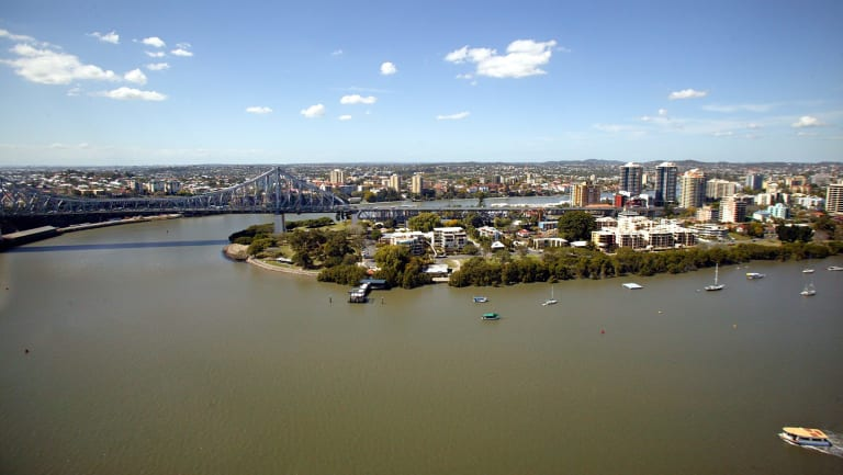 Census data confirms many Brisbane residents shy away from moving to the other side of the river.