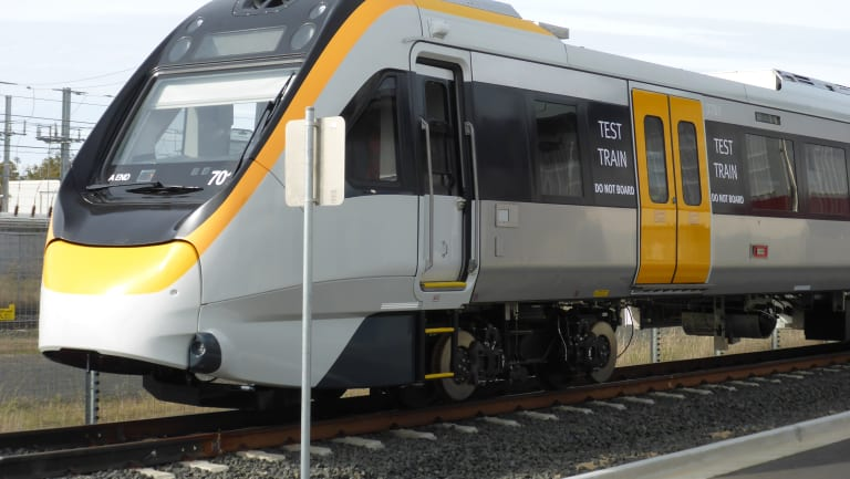 It is unclear what will happen if the Australian Human Rights Commission rejects an application for a temporary exemption for the New Generation Rollingstock.