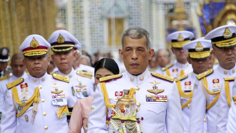 Thai King Maha Vajiralongkorn